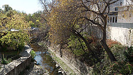 Waller Creek walking tour